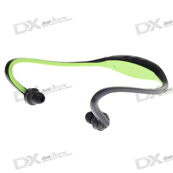 USB Rechargeable Trendy Sport MP3 Player with