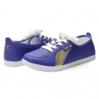 Women's Lace-up Sports / Casual Shoes - Purple (Size 7 / Pair)