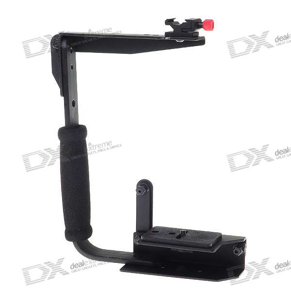 Universal Professional Flash Metal Bracket Mount for Camera kawaii factory свитшот sarcasm kw1