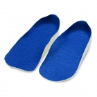 Comfort Health Care Half Shoe Height Increasing Insoles - Blue (Free Size / Pair)