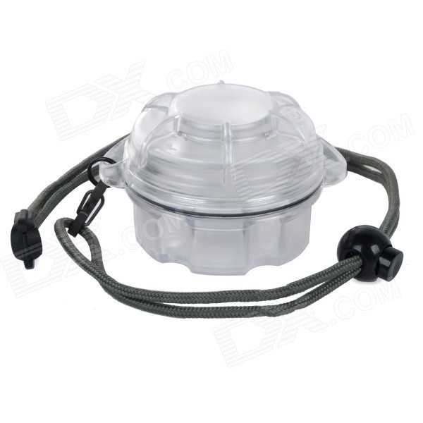 Water-Resistant Drop Protection Storage Box Case Container for Chips / Batteries / Gadgets