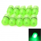 Night Fishing Bright Warning Lights - Green (10 PCS)