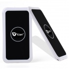 Itian K8 Qi Standard Wireless Charger + Receiving Module for Samsung Galaxy Note 4 - White