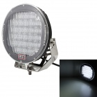 MZ Round 96W 7680LM 32-LED Driving Flood Work Light 4WD Offroad Lamp - Black