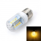 Marsing E27 Querentwurf 5W 500lm 3500K 32-SMD 5730 LED Warm White Light Bulb Lamp (AC 220 V)