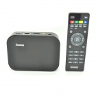 Jesurun A10-S802 Quad-Core 4 K Android 4.4.2 Google TV spiller med 2GB RAM, 8GB ROM, XBMC, EU plugg
