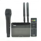 Jesurun CS4K Android 4.4.2 Quad-Core Google TV Player w/ 2GB RAM, 8GB ROM, 1080P, Wi-Fi, US Plug