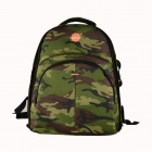 DSTE Nylon Camera Bag Backpack for Canon / Nikon / Sony / Samsung / Fuji + More - Camouflage (15.9L)