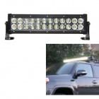 MT-72W 24 x 3W 4300lm 6000K Cool White LED Working Light Boating Lamp Hunting Car Light