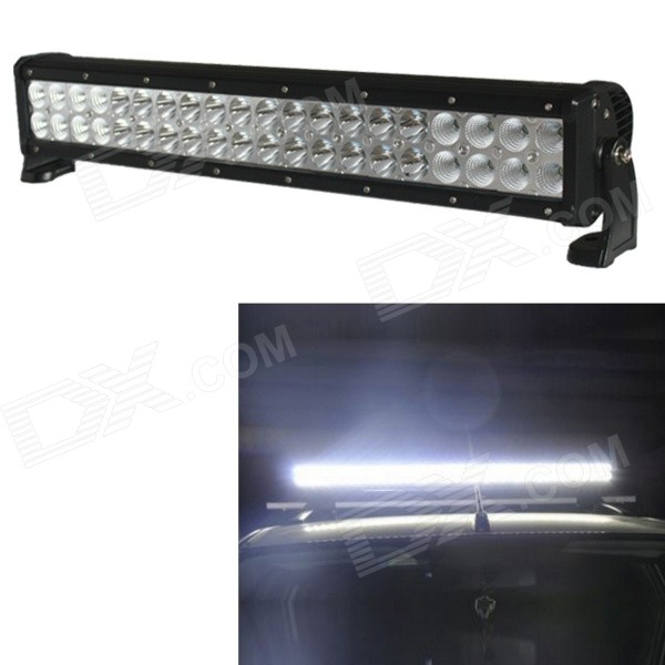 MT-120W 40 x 3W 6000K 7200lm LED cool White Light Lampe de travail nautique Chasse Car Light