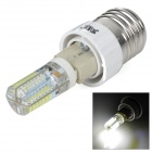 JR-LED G9 3W 260lm 8000K Cool White Dimmable 3014 SMD LED Light Bulb w/ E27 to G9 Adapter (AC 220V)