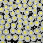 Jr-led 1W 90LM luz azulada LED emissores (3,0 ~ 3.2V / 100 pcs)