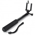 EOSCN ES-902 Mini Handheld Monopod w/ Bluetooth Remote Control for Camera and Cellphone - Black
