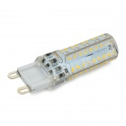 G9 5W 450lm 3500K 72-SMD 3014 LED Warm White Dimmable Light Bulb (220~240V)
