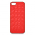 Protective ABS Back Case Cover for IPHONE 5 / 5S - Red