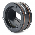 Commlite CM-PE-AFSM II ABS Extension Ring for Sony NEX 5, 3, 5N, 5R, A7, A7R, A7S - Black