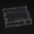 Acrylic Case de protection pour Arduino Uno Development Board R3 - Transparent