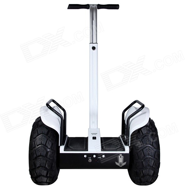 Dikalen S666 Electric Two Wheels Self-Balancing Control Bike Scooter Vehicle Balance Car - White lithium battery 36v 12ah 350w electric bike battery 36v with 42v 2a charger 15a bms 36v e bike battery pack free shipping