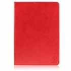 Hat-Prince Auto Sleep & Wake Up Designed Protective Case w/ Card Slots for IPAD AIR 2 - Red