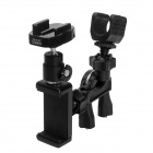 Fat Cat M-FB3 3-in-1 Bike Mount Adapter + Flashlight Holder + Phone Clamp for GoPro Hero 4 + More