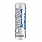 Camelion AlwaysReady 2300mAh Low Self-Discharge Ni-MH AA Rechargeable Batteries (4 PCS)