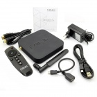 MINIX NEO-X8 H Plus 2160P Quad-Core Android 4.4.2 HD Google TV Player w / 2 GB de RAM, 16 GB de ROM, enchufe de la UE