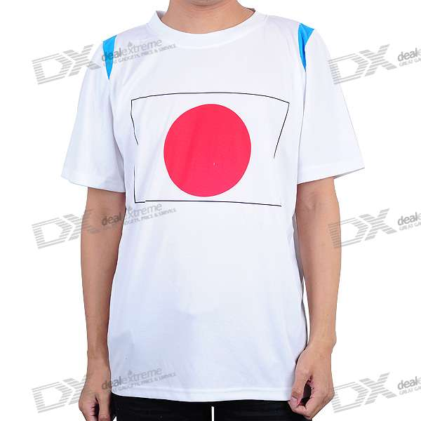 National Football/Soccer Team T-Shirt - Japan (XXL-Size)
