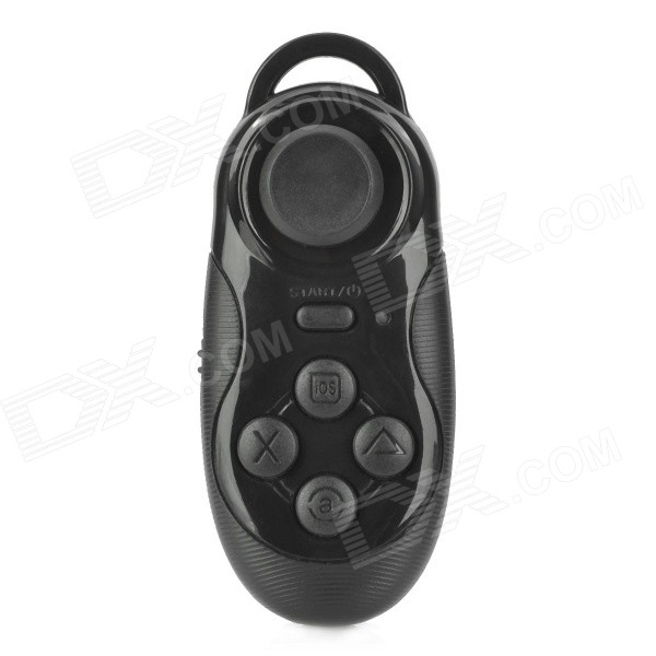 Multi-Functionele Bluetooth v3.0 Zelfontspanner / Game Controller voor IPHONE / Samsung / Sony - Zwart