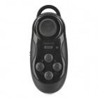 Multi-Functional Bluetooth v3.0 Self-Timer / Game Controller for IPHONE / Samsung / Sony - Black