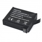 "Replacement ""1280mAh"" Li-ion Battery for GoPro Hero 4 - Black"