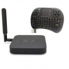 MINIX NEO X8-H Plus 2160P Quad-Core Android 4.4.2 Google TV Player w/ 2GB ROM + English Keyboard