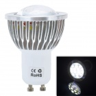 GU10 7W 490LM 16- 5630 SMD LED Cool White Light Lamp (AC 220V)