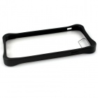 Protective Plastic Back Case for IPHONE 6 - Black