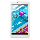 "7"" IPS Dual-Core Android 4.4.2 WCDMA 3G Tablet PC w/ 4GB ROM, Dual-SIM - White + Blue"