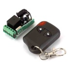 ZnDiy-BRY 12V Mini Wireless Remote Control Switch + Two-Button Controller