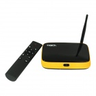 VIGICA V3 Quad-Core Android 4.4.2 Google TV Player w/ RAM 2GB, ROM 8GB, Wi-Fi, TF - Black + Yellow