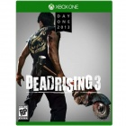 Genuine Dead Rising 3 -Xbox One game