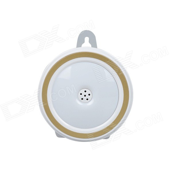 Lightmates CL019 0.45W 25LM 3000K 5 LED blanc chaud Sound + Light Control Lumière de détection - Gold (4.5V)