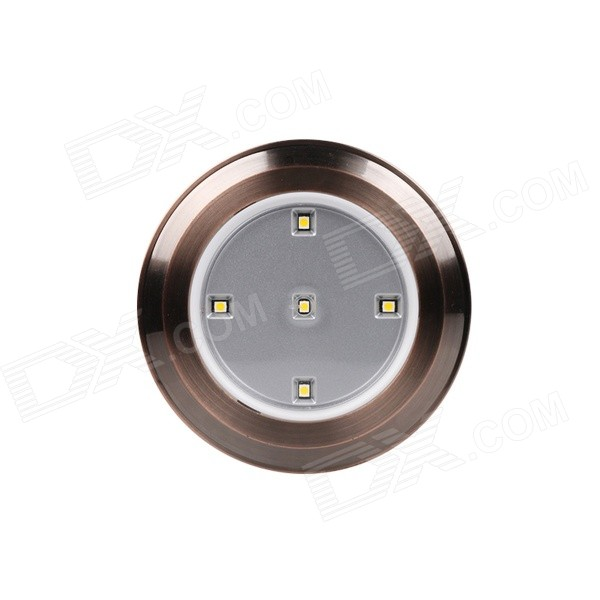 Lightmates CL017 0.3W 30lm 3000K 5-LED Warm White Decorative Cabinet / Mirror Light - Brass (4.5V) online master kess v5 017 v2 23 ktag v7 020 v2 23 no tokens limit kess 5 017 k tag k tag 7 020 ecu programmer dhl free