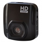 "2.0 ""LCD HD 1080P CMOS 170 ° Groothoek Night Vision Car DVR Video Recorder Camcorder - Zwart"
