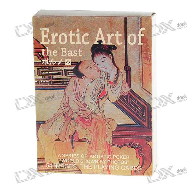 Collector's Theme Poker Card - Shunga (54-Sheet Deck) leosport prestashop theme