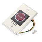 DK001 IR ovi Release kytkin Electric Access Control - Silver