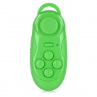 Multi-Functional Bluetooth v3.0 Self-Timer / Game Controller for IPHONE / Samsung / Sony - Green