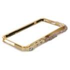 Protective Aluminum Alloy Bumper Frame Case for IPHONE 6 PLUS - Gold