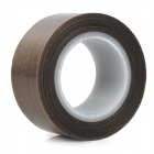High-Temperature / Heat Resistant Adhesive Tape - Dark Brown (0.13mm x 25mm x 10m)