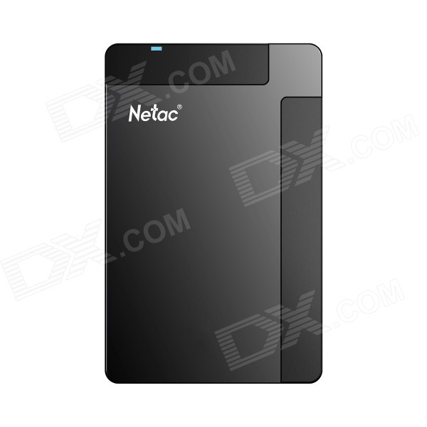 "Netac K218 1TB USB 3.0 2.5"" External Hard Drive HDD - Black"