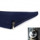 YDL-D4002-L Fashionable Ultra-Large Mat Pad for Pet Cat / Dog - Dark Blue (Size L)