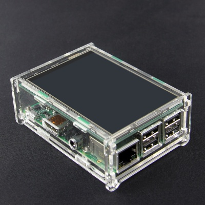 Acrylic Case for 3.5