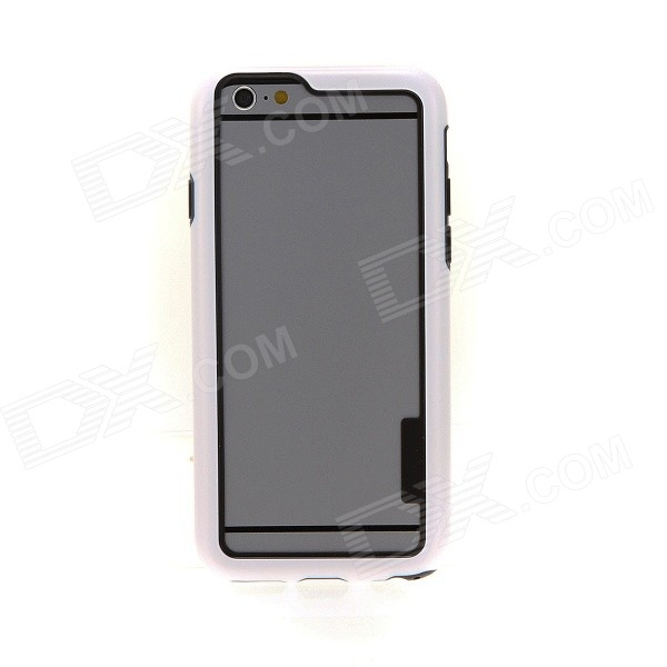 Protective Bumper Frame Case for IPHONE 6 4.7 - White аксессуар аккумулятор lenovo bl210 partner 2000mah пр034367