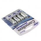 Camelion AlwaysReady 2100mAh 1.2V Ni-MH AA Rechargeable Batteries (4 PCS)